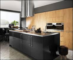 cuisine alu et bois modele placard de cuisine en bois les meilleures ides de la