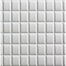 Staple Up Ceiling Tiles Home Depot by Decor Acoustical Ceiling Tile Drop Ceiling Tiles Lowes Home