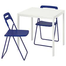 MELLTORP / NISSE Table And 2 Folding Chairs - White, Dark Blue-lilac ... Chair With Tablemeeting Room Mesh Folding Wheels Scale 11 Nomad 12 Conference Table Wayfair Row Of Chairs In The Stock Photo Image Of Carl Hansen Sn Mk99200 By Mogens Koch 1932 Body Builder 18w X 60l 5 Ft Seminar Traing Plastic Tables Centre Office Cc0 Classroomoffice Chairs Lined Up In Empty Conference Room Slimstacking And Lking For Meeting Ton Rows Red Picture Pp Mesh Back Massage Folding Traing Chair Padded