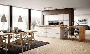 table centrale cuisine charming table centrale cuisine ilot 14 une cuisine en 238lot