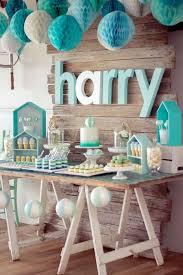 Cute Baby Shower Dessert Table Decor Ideas