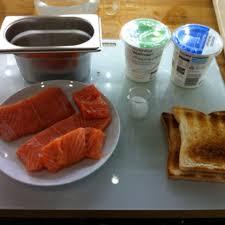 cuisine farce farce of fresh salmon pacojet