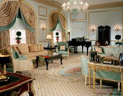 100 Royal Interior Design Waldorf Towers Suite By Kenneth E