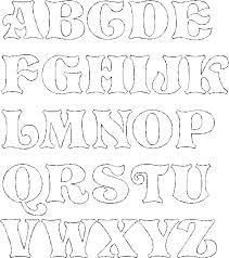 Free Stencil Letters Stencil Letter Decorative D Free Stencil