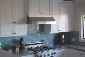decoration kitchen backsplash impressive gray glass subway tile