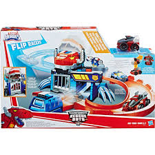 Playskool Transformers Rescue Bots Flip Racers Chomp And Chase ...