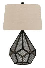 Wire Mesh Metal Lamp Drum Shade 31