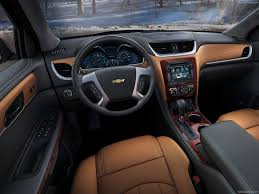 Chevrolet Traverse 2013 picture 9 of 14