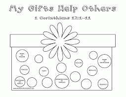 Fruit Of The Spirit Love Coloring Pages Symbols Holy