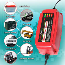 Amazon.com: Yishen Smart Car Battery Charger Maintainer 12V 5A 4 ... Ip67 Bcseries 66kw Ev Battery Chargers Current Ways Electric Dual Input 25a Invehicle Dc Charger Redarc Electronics Nekteck Mulfunction Car Jump Starter Portable External Cheap Heavy Duty Truck Find The 10 Best Trickle For Money In 2019 Car From Japan Rated Helpful Customer Reviews Amazoncom Charging Systems Home Depot Reviewed Tested 200mah Power Bank Vehicle Installed With Walkie Pallet Trucks New Products An Electric Car Or Vehicle Battery Charger Charging Recharging