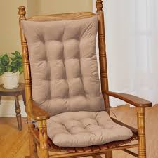 Quilted Rocking Chair Cushion Set