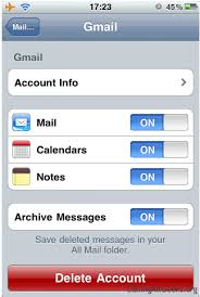 How to Sync iPhone Notes with Gmail Account