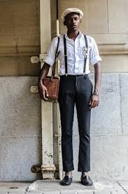 Vintage Clothing Style For Men