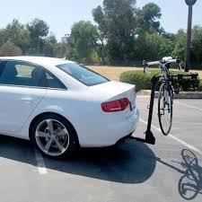 CURT® 18034 - Hitch Mount Bike Rack (4 Bike Fits 1-1/4