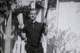 Oswald Rifle Yard Virtually The Same Since 1963 | New York Post Unforgettable Jfk Series David Thornberry Tag Aassination Backyard Photos Lee Harvey Oswald The Other Less Famous Photo Of Jack Ruby Shooting Original Backyard Comparison To The Created Tv Show Letter From Texas Oilman George Hw Bush Makes For Teresting John F Kennedy Assination Photo Showing With Tourist Enjoy Home Dallas City Tourcom Paradise Mathias Ungers Dvps Archives The Backyard Photos Part 1 Photograph Mimicking Pictures Getty Oswalds Ghost