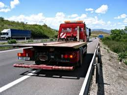 Tow Truck In Spain
