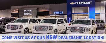 Prince Chevrolet Buick GMC of Valdosta