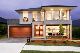 100 Contemporary House Facades Australis 34 Modern Faade With Balcony Jandson Homes