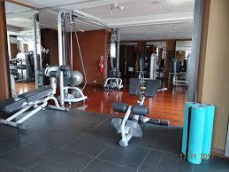 entrée de la salle de fitness picture of sofitel bangkok