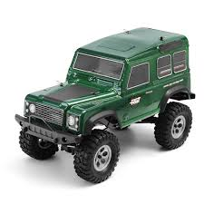 100 Rgt HSP RGT 136100 110 24G 4WD Rc Car Rock Cruiser Waterproof Offroad Truck RTR Toy