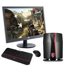 msi vortex g65 6qd 020fr écran aoc g2460fq clavier msi ds4100