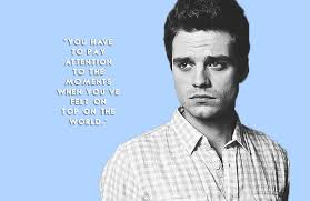 Barnevans Sebastian Stan Inspirational Quotes Oo
