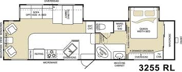 Montana Fifth Wheel Floor Plans 2004 by 2004 Keystone Montana 3255rl Fifth Wheel Riceville Ia Gansen Auto