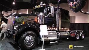 100 Truck World Orlando 2018 Western Star 4900 SF Heavy Haul Exterior And Interior