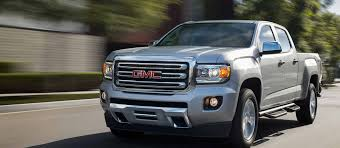 Performance Specs Of The 2016 GMC Canyon - Cardinale GMC