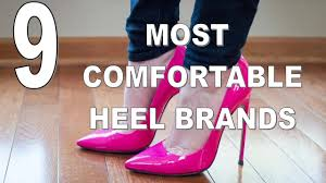 Nine Most fortable Heel Brands In India 2017