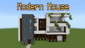100 Modern Houses Photos Innovative Home In Minecraft Pe
