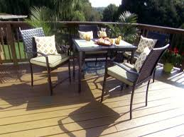 Restaining A Deck Do It Yourself by Refinishing A Deck How Tos Diy