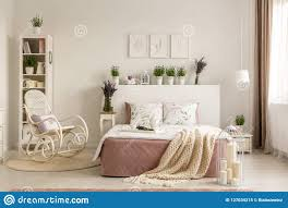 Rocking Chair Next To Bed With Blanket In Provencal Bedroom Interior ... Fantasy Fields Childrens Outer Space Kids Wooden Rocking Chair Vintage Bamboo 1960s Mid Century Boho Rustic Armchair Add A Pop Of Color To Your Nursery Bedroom Or Any Room See How White Bedroom Interior With Dirty Pink Carpet Texan Interior With Bed Rocking Chair Roll Top Flowers Image Photo Free Trial Bigstock Traditional Scdinavian Attic Design Wall Decor Schum Allmodern China Home Fniture Living Room Next Bed Blanket Spacious Cool Baby Nursery Wonderful Iron Man House Of M Bana Rocker Beautiful