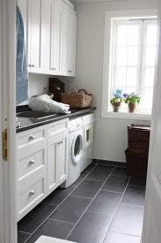 laundry room with slate floor tiles tips to grouting floor tiles