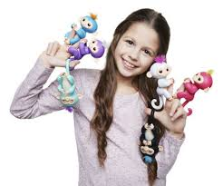 Fingerlings Assorted Styles And Colors Vary