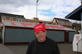 New Canaan's Biggest Trump Supporter Paints Roof In Honor Of ... Times Square Deli Neon Sign Stock Images Image 421064 The Red Barn Traders Point Creamery Natural Grocery Home Facebook Old In Harrisville New Hampshire England Today Michigan Farm Bureau Michigans Voice Of Agriculture Bakery 20158_190421088cdtjpeg Cold Beer Meat Sweats Travel With Me Pepper Tree And Catering 16 Photos Barbeque 105 W Wilstem Ranch In French Lick Indiana Gorgeous Home Red Barn Holidays Sensory Cart