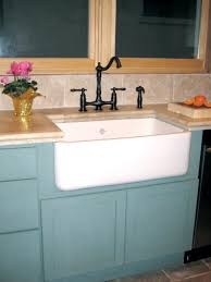Shaws Original Farmhouse Sink by Adventures In Installing A Kitchen Sink Old House Restoration