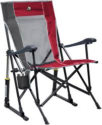 GCI Outdoor RoadTrip Rocker Chair | Academy 12 Best Camping Chairs 2019 The Folding Travel Leisure For Digital Trends Cheap Bpack Beach Chair Find Springer 45 Off The Lweight Pnic Time Portable Sports St Tropez Stripe Sale Timber Ridge Smooth Glide Padded And Of Switchback Striped Pink On Hautelook Baseball Chairs Top 10 Camping For Bad Back Chairman Bestchoiceproducts Choice Products 6seat