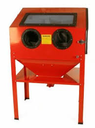 Central Pneumatic Blast Cabinet by Industrial Heavy Duty Sand Blast Cabinet Blast Cabinets