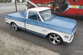 100 1971 Chevrolet Truck C10 Pro Touring 3rd Gear Customs SoCal Paint Works