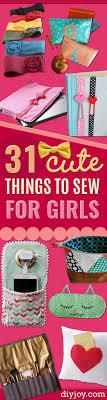 Easy Craft Ideas For Teenage Girls Elegant 31 Cute Things To Sew