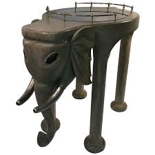 Marge Carson Sofa Construction by Exquisite And Rare Elephant Bar Cart By Marge Carson At 1stdibs