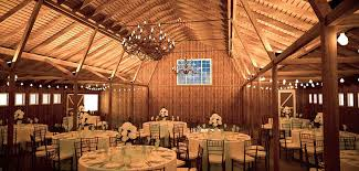 Rustic Barn Wedding Venues