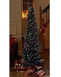 Fiber Optic Christmas Tree 6ft Peachy Slim 7 Ft 6 White