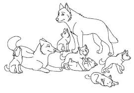 Free Wolf Coloring Pages 16 Printable For Kids Sheets 27162