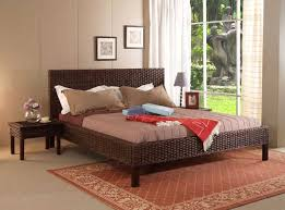 Wicker Bedroom Furniture Also With A Antique Ikea