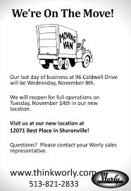 We re The Move Worly Plumbing Supply