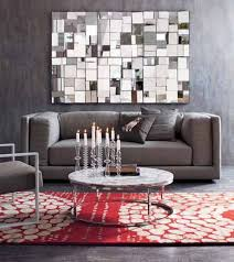 Mirror Wall Decoration Ideas Living Room Inspiring Nifty Unique And Stunning Designs Concept