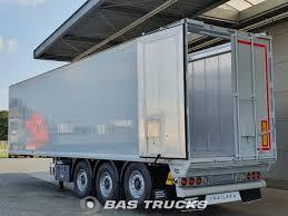100 Semi Truck Trailers For Sale At BAS S Knapen K200 Agrar RbenBieten 70m3 Liftachse New