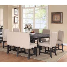 Kitchen Tables Made In Usa With Endearing Dining Room Furniture The Table Set For 8 Slab